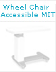 Motorised Instrument Table - Wheel chair accessible MIT